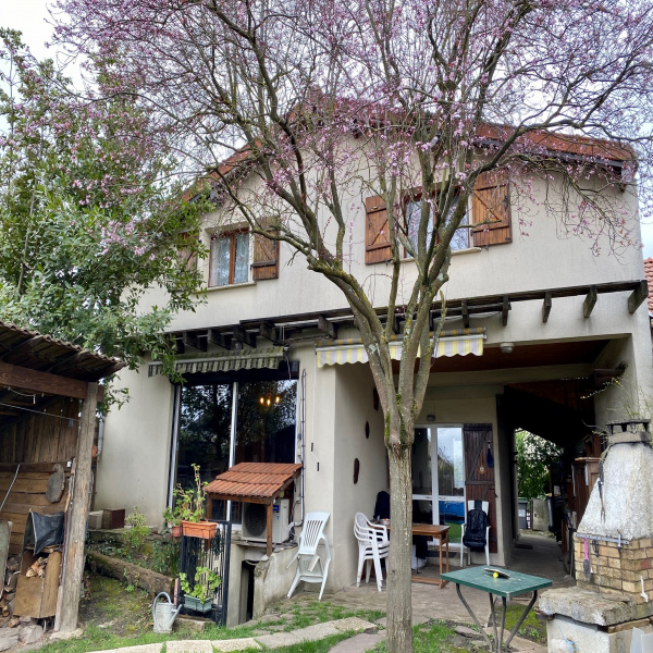 Offres de vente Maison Chilly-Mazarin 91380